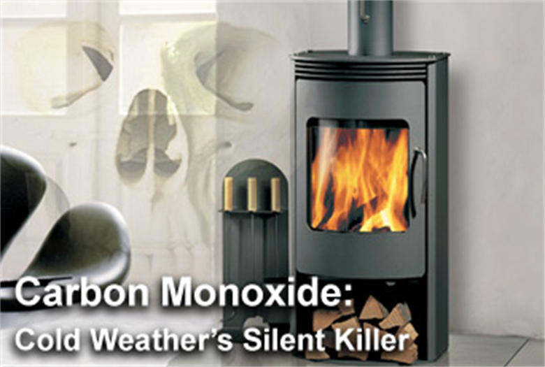 Gas heater and Carbon Monoxide